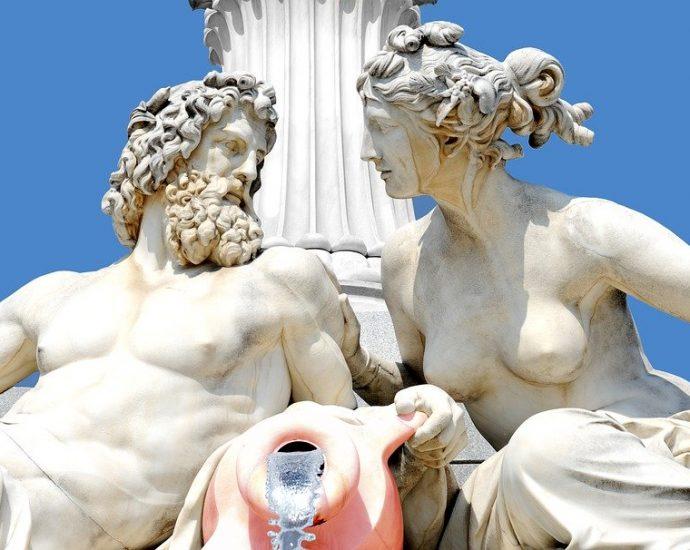 Des livres pour découvrir la mythologie classique