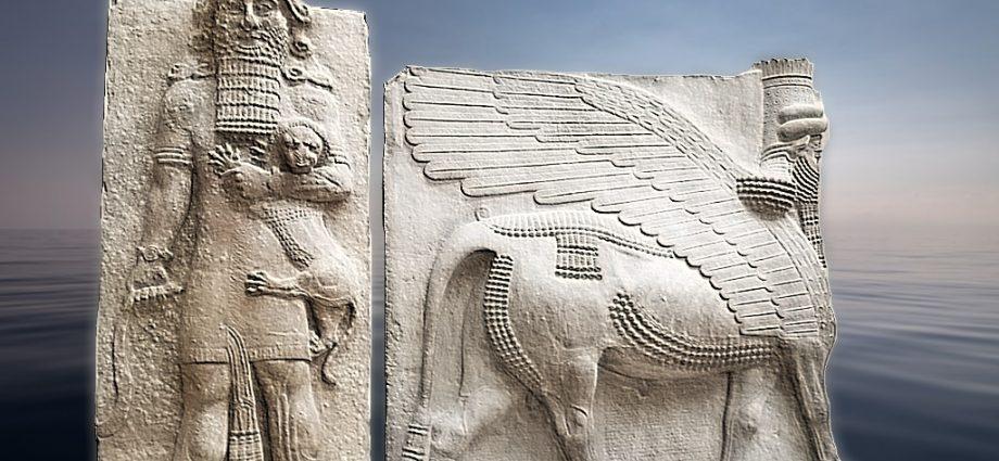 L'épopée de Gilgamesh, la plus vieille oeuvre littéraire connue