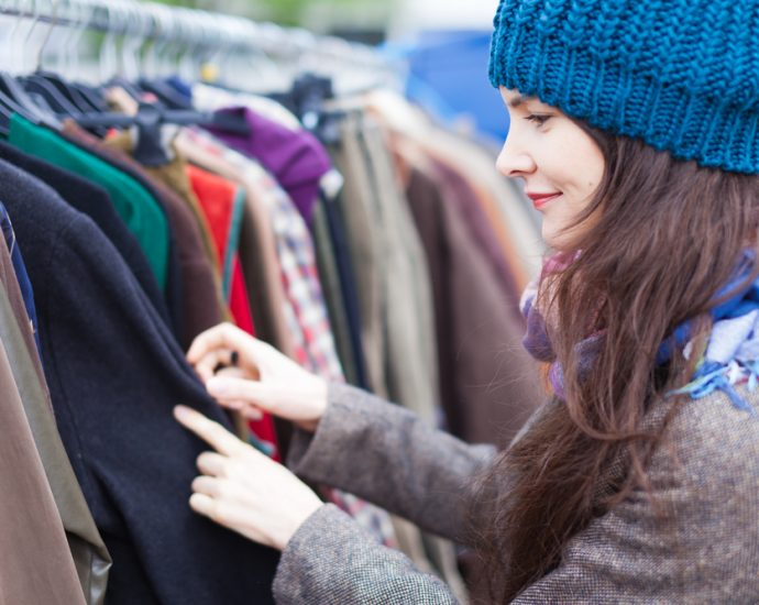 10 raisons pour lesquelles vous devriez envisager de faire du shopping d'occasion
