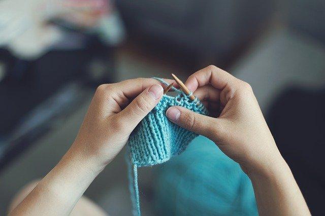 Le tricot a la cote