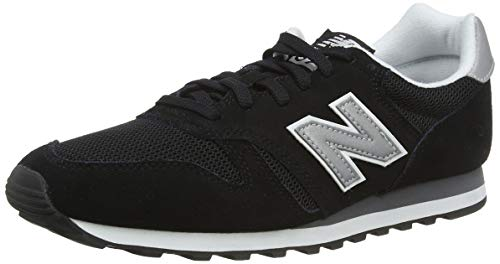 New Balance ML373GRE, Baskets homme, Noir (Black)), 42 EU