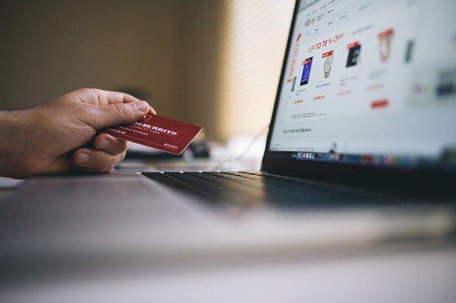 ecommerce, shopping, carte de crédit