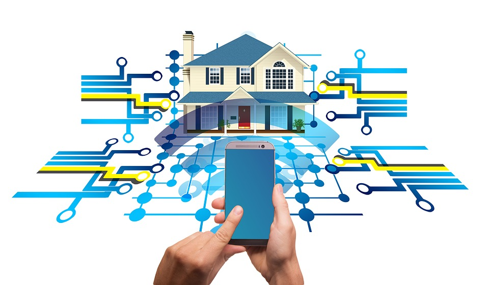Maison Intelligente, Maison, La Technologie, Multimédia