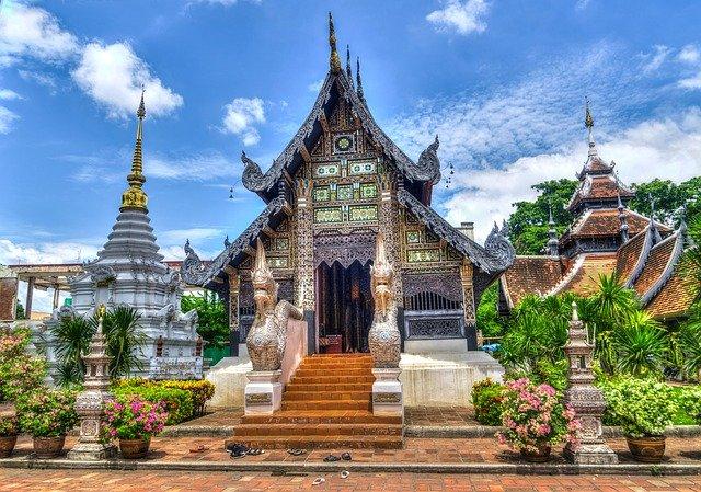temple, l'architecture, bâtiment