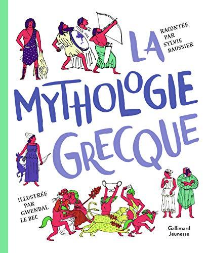 La mythologie grecque