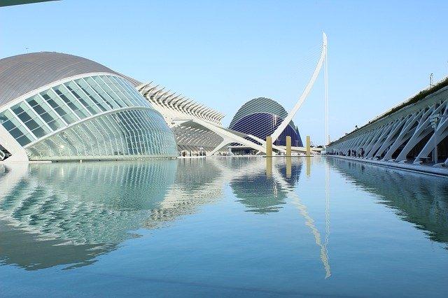 valence, ville des arts, architecture
