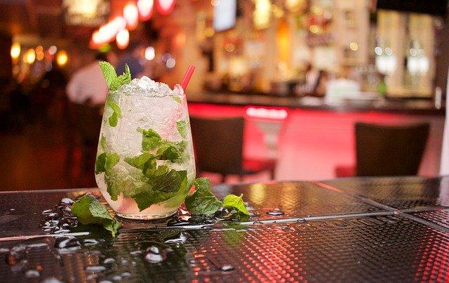 mojito, cocktail, boire