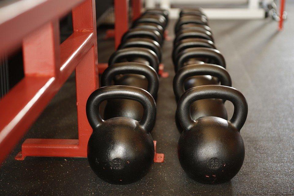 Des Sports, Puissance, Poids, Haltère, Entraînement