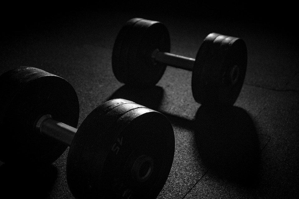 Haltère, Des Sports, Poids, Musculation